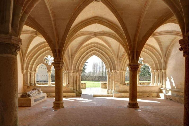 Abbaye de l'Epau - Le Mans