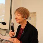 Madame Isabelle LANDY-HOUILLON - Discours de remerciement