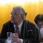 M. Didier Béoutis, président de l'Académie du Maine